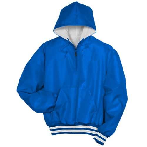 Hoggard Football Hooded Pullover Nylon