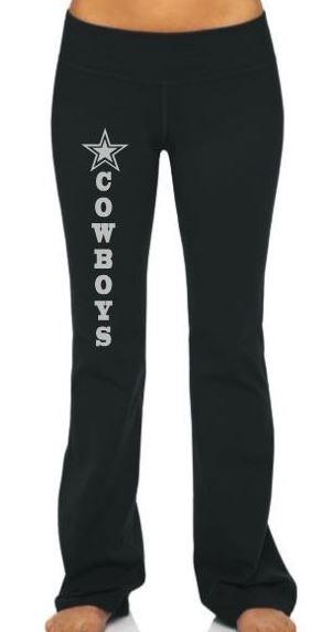 Fitness Pants – Black